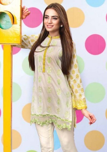 Alkaram Kurti Collection