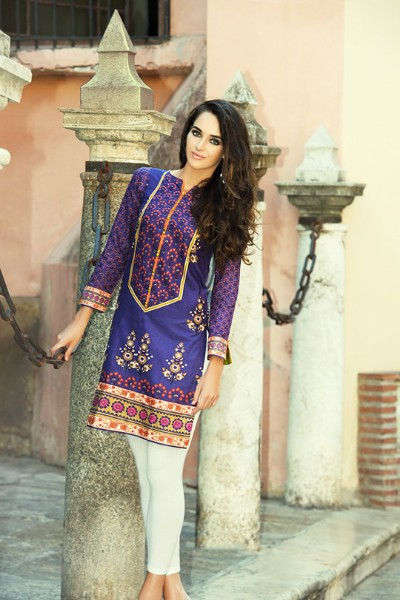 Gul Ahmed Fashion Brand
