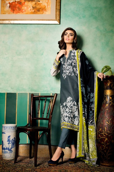Gul Ahmed Winter Collections