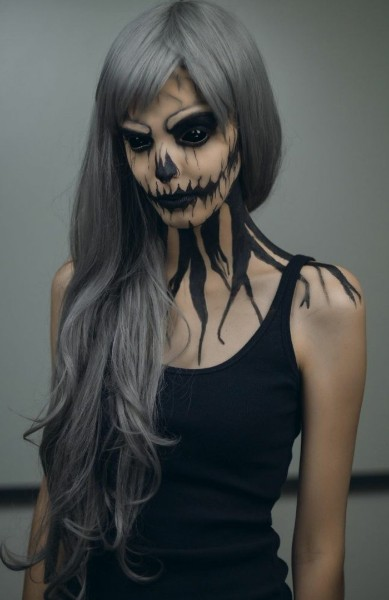 Face Paints for Halloween