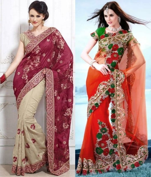 Latest Indian Saris