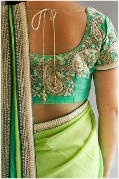 Saree Top