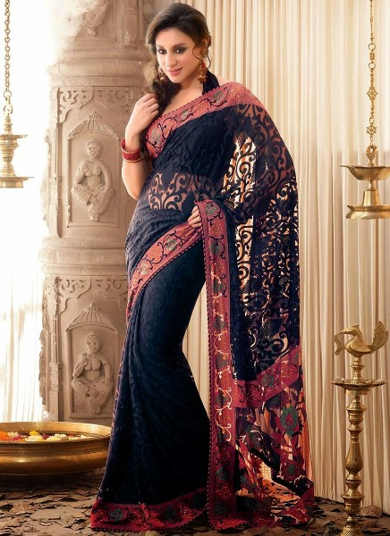 Indian Traditional Saree