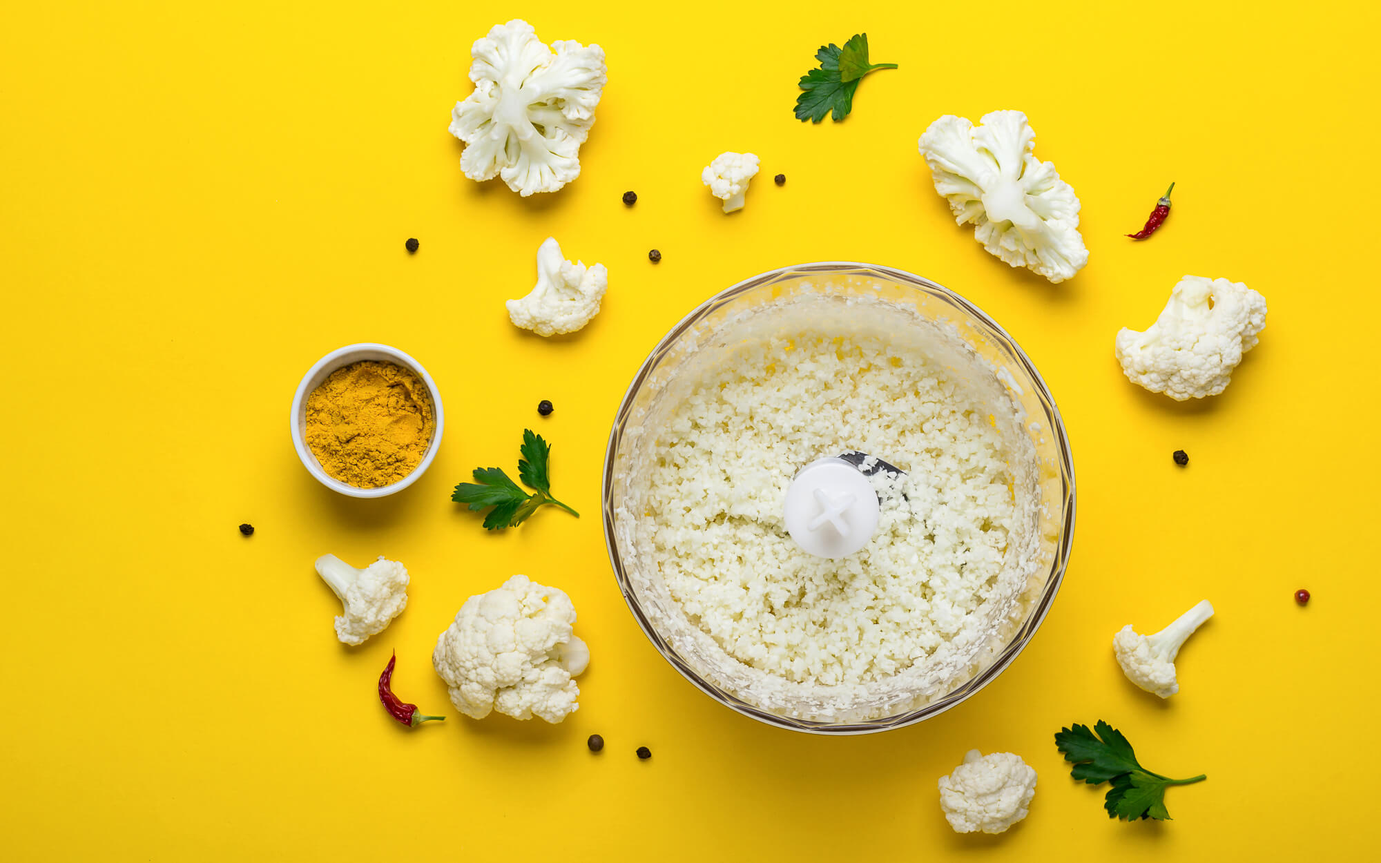Is Cauliflower Rice Extra healthy than Brown Rice?