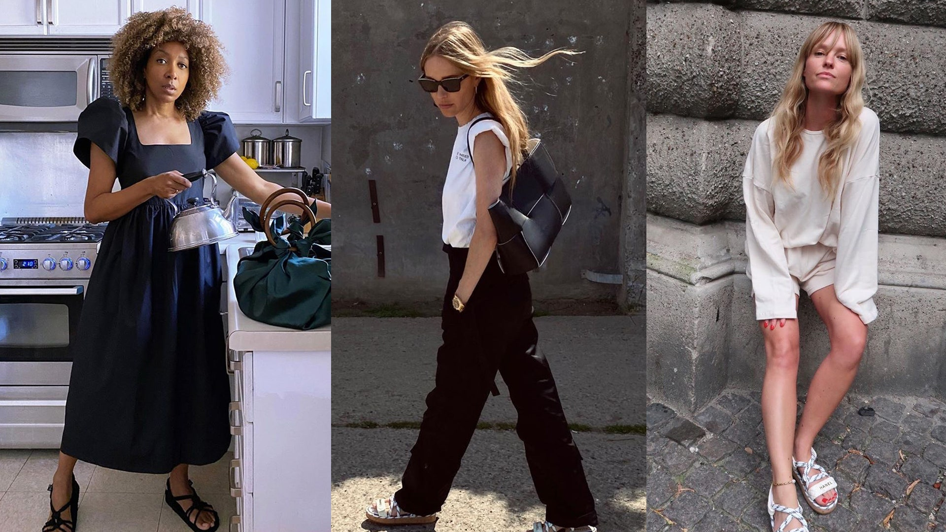 Why Rope Sandals Are The Shoe Of The Summer season