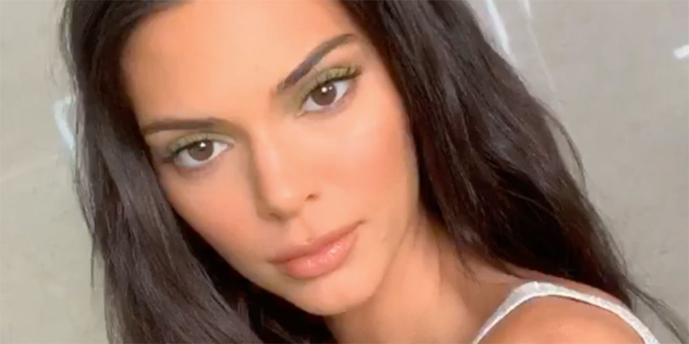 Kendall Jenner's Invent-Up Artist On Her Coachella Beauty Peer
