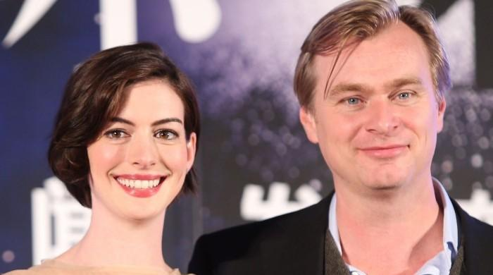 Christopher Nolan called 'ableist' after Anne Hathaway published he has banned chairs on area