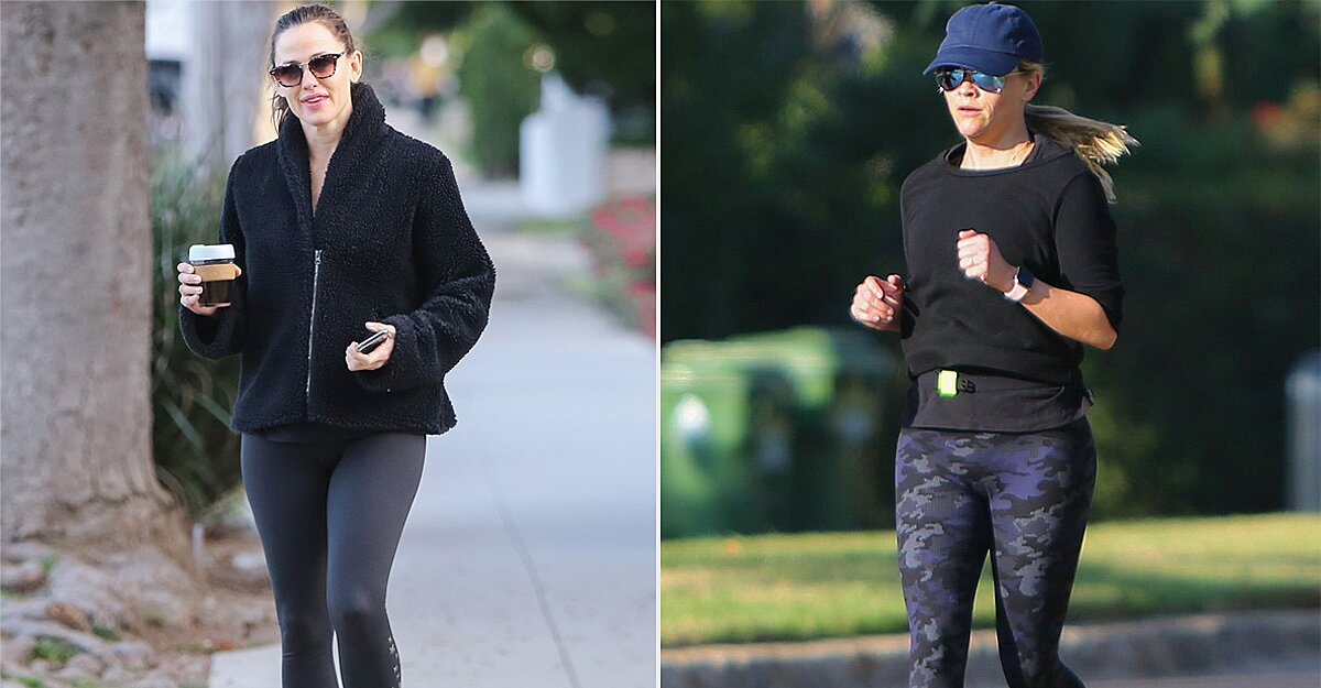 Hollywood's Favorite Butt-Lifting Leggings Just Got a Super Glam Makeover