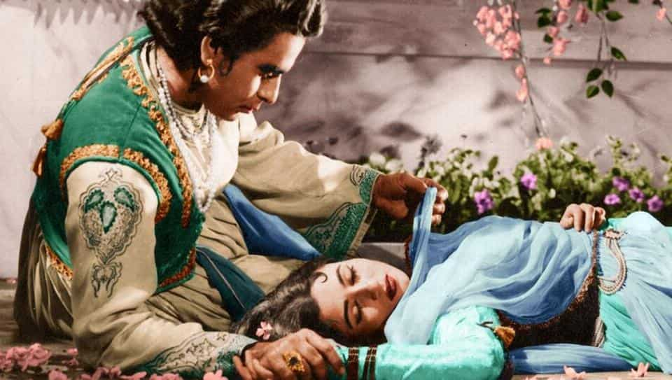 Mughal-e-Azam to Ram-Leela: Fashion goals that Bollywood has given us through the years