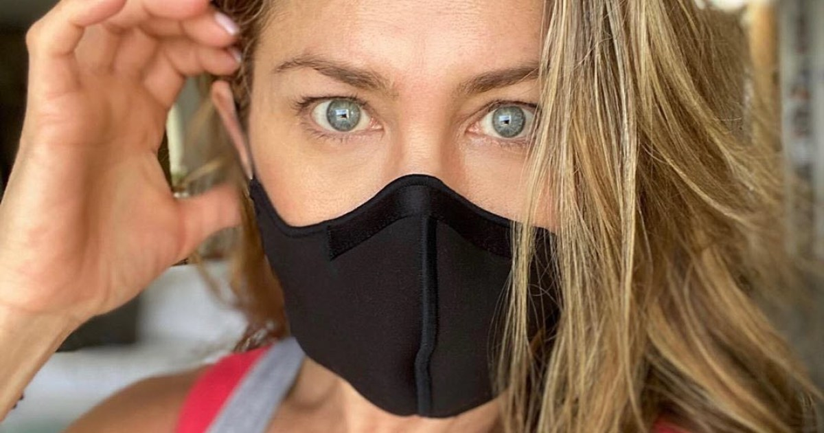 Masks and More! How Jennifer Aniston and More Are Staying Safe Amid Coronavirus
