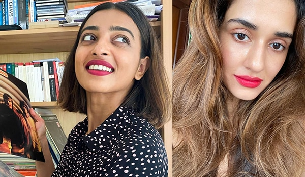 Bollywood celebs are swooning over the cherry lips makeup trend