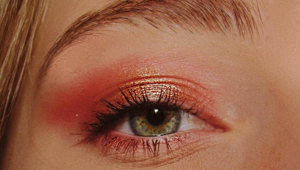 Masks and make-up: Let your eyes do the talking