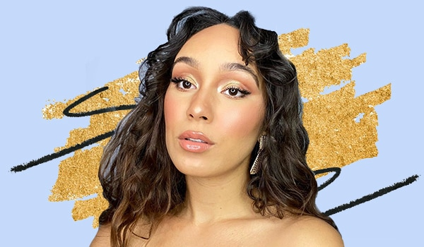 5 stunning gold makeup looks to copy now