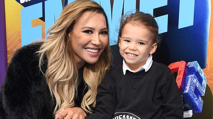 Naya Rivera's ex Ryan Dorsey rushes to son as search continues for 'Glee' star
