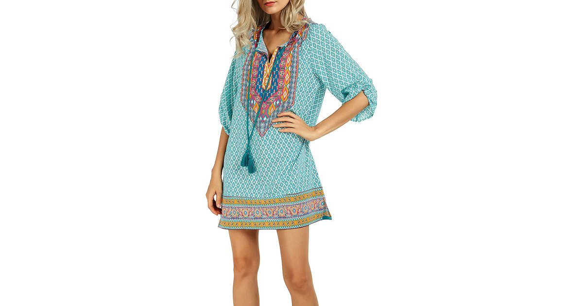 This Vintage-Style Dress Gives You the Best of Boho-Chic and Cottagecore