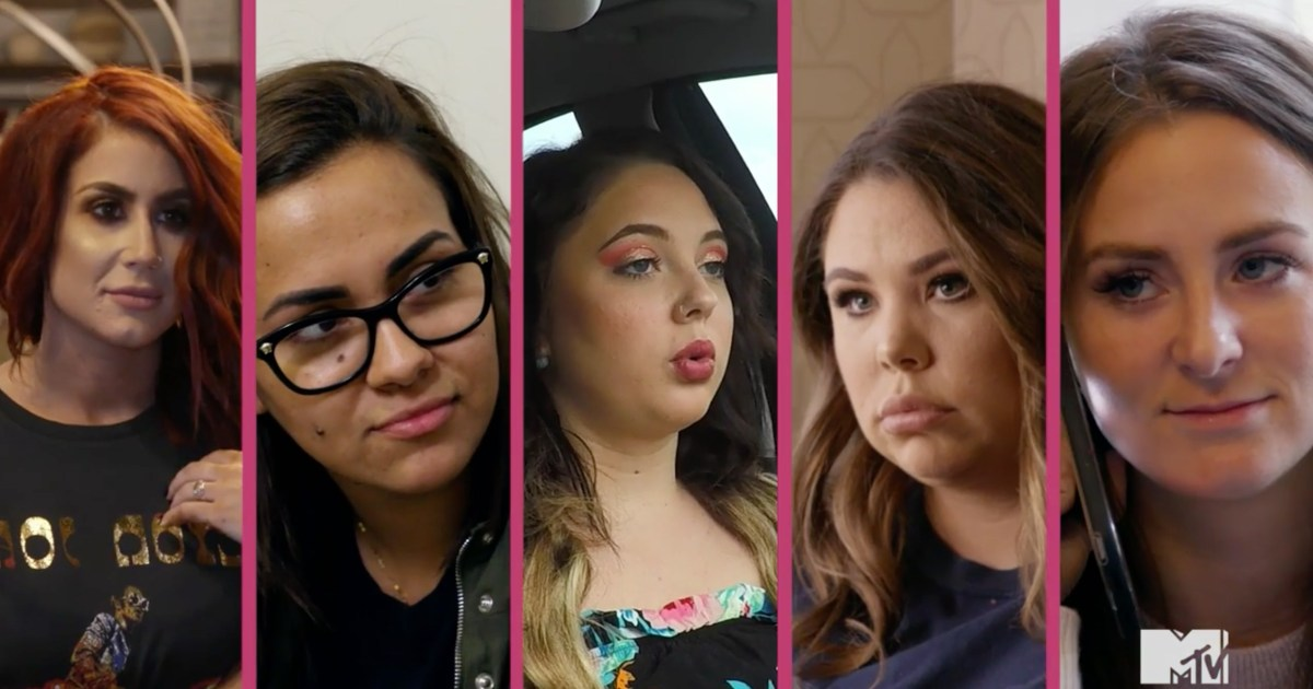 'Teen Mom 2' Season 10 Trailer Includes STDs, Covid Tests and More
