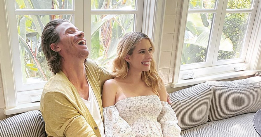 Emma Roberts Is Pregnant! Actress Expecting Her First Child, a Baby Boy, with Garrett Hedlund