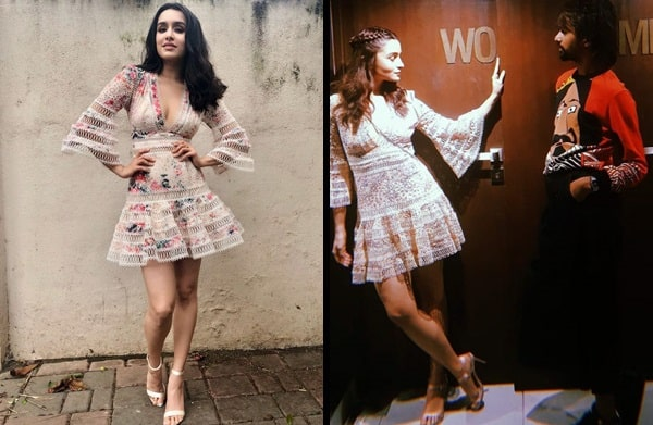 Alia Bhatt repeats Zimmermann dress from two years ago for Riddhima Kapoor's birthday party