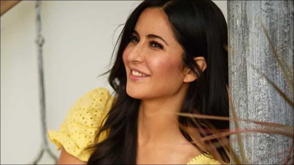 Lunch date ready or beach? Katrina Kaif's sunny-spring fashion in yellow mini dress will make you believe summer is here to stay